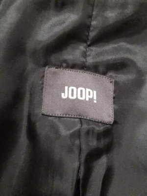 Joop! Leather Coat black