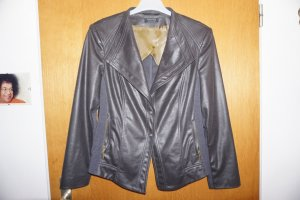 Apanage Faux Leather Jacket multicolored imitation leather