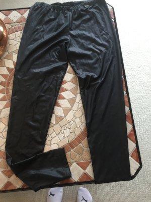 Lederoptik Leggings - Onesize