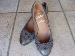 Lederpumps in Gr. 4 ( 37) H Breite von JANA Comfort.