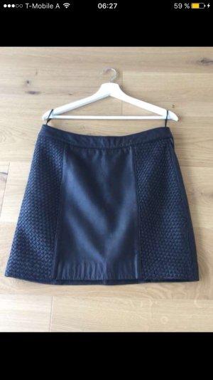 Liebeskind Berlin Leather Skirt black