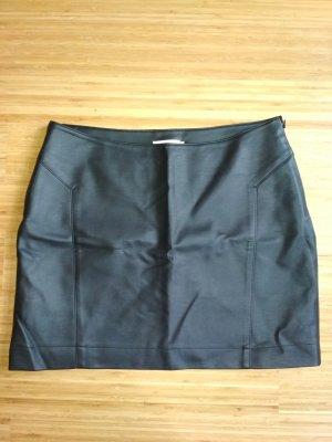 Lederrock von Calvin Klein, Gr.S