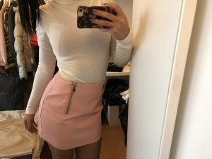 Forever 21 Leather Skirt multicolored imitation leather