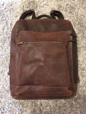 Laptop Backpack brown