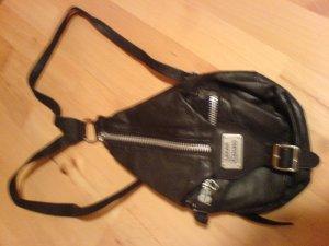 Lederrucksack Backpack kleine und große Vordertasche #blogger #rare #hipster