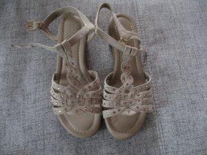 Ariane Sandalo con cinturino sabbia
