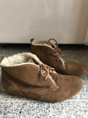 Lederschuhe Boots Stiefel Winter Bullboxer 39 Neu