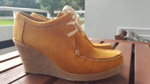 Loafer giallo scuro