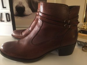Fabiani Booties brown