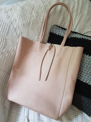 Made in Italy Shopper vieux rose