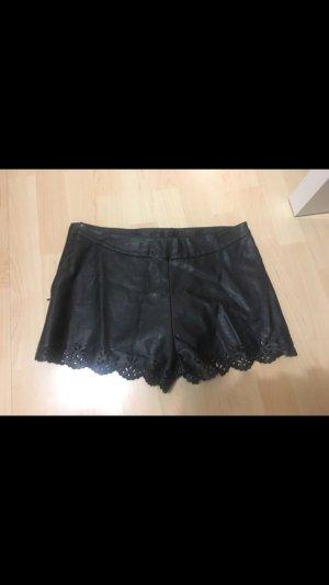 Zara Short moulant noir