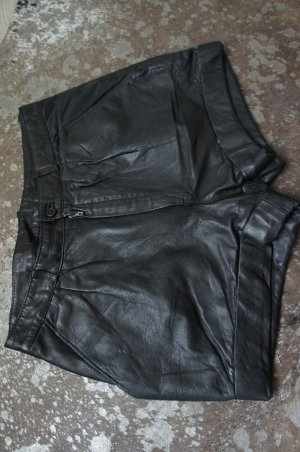 Ledershorts Größe 34 shorts Leder