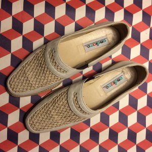 Andiamo Slip-on Shoes sand brown-beige leather