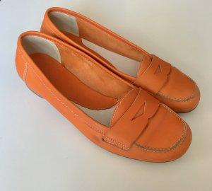 Lederslippers