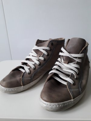 Ledersneaker mit Farbverlauf, Gr. 40