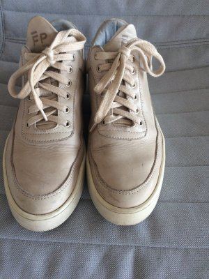 Filling Pieces Sneaker alta crema