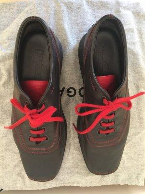 Ledersneakers von Hogan