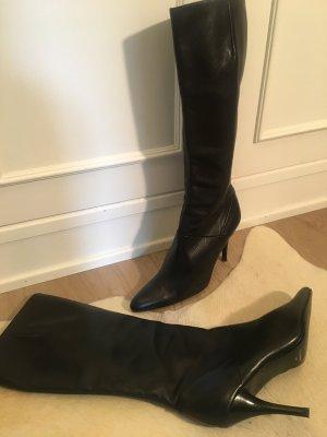 Vivienne Westwood Botas con tacón gris oscuro