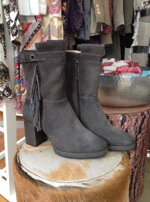 Arizona Botas gris oscuro