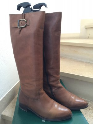 Lederstiefel ❥ braun Paul Green 36