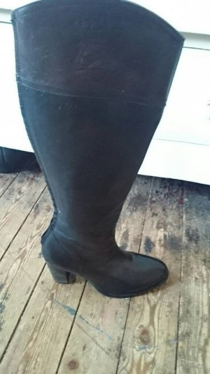 Heel Boots dark brown