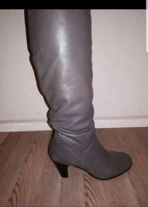 Lederstiefel Stiefel