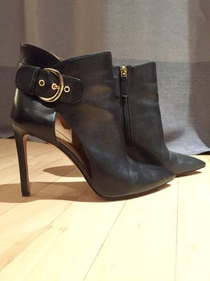 Nine west Stivaletto cut out nero