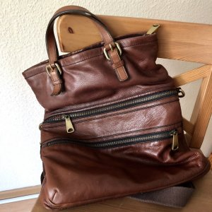 Fossil Crossbody bag multicolored leather
