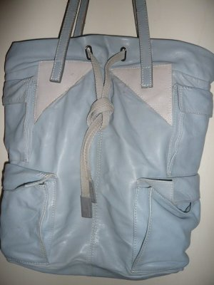 G-Star Raw Bolso barrel azul pálido Cuero