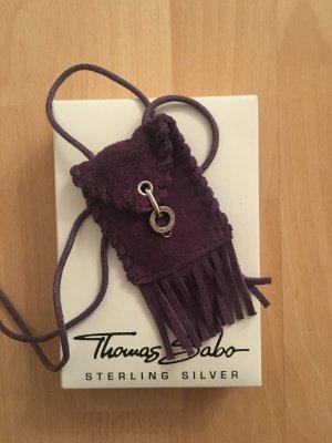 Ledertasche lila Thomas Sabo