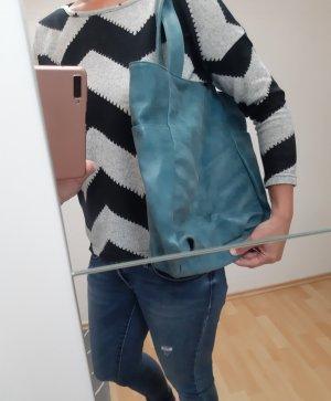 Shoulder Bag petrol