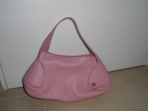 Carry Bag light pink leather