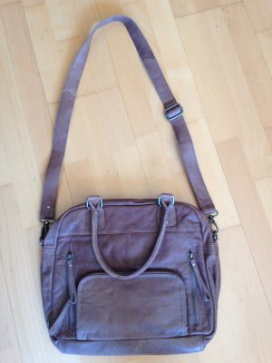 Ledertasche Tasche Crossbody Bag von Hanna White neu