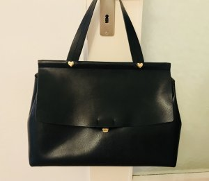 Twin-Set Simona Barbieri Carry Bag black leather