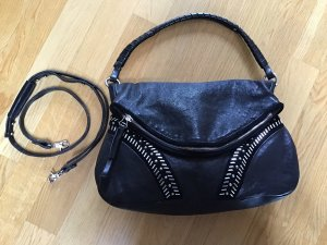 A.S.98 Carry Bag black leather