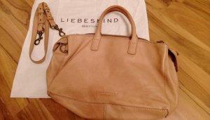 Liebeskind Berlin Carry Bag sand brown imitation leather