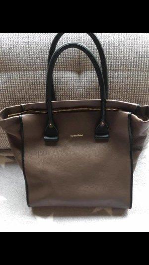 See by Chloé Borsa a tracolla nero-marrone-grigio Pelle