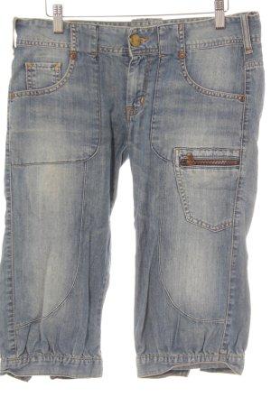 Lee 3/4 Jeans blau Casual-Look