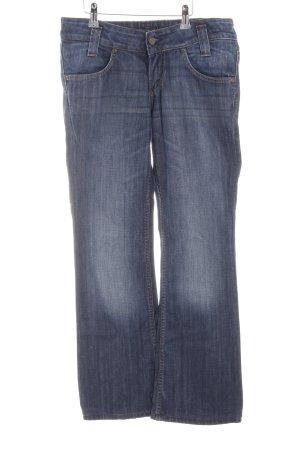 Lee Boot Cut spijkerbroek blauw casual uitstraling