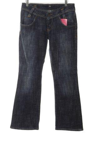 Lee Boot Cut Jeans dunkelblau