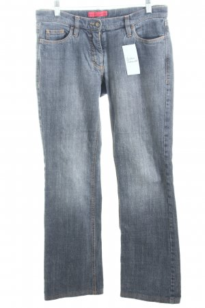 Lee Boot Cut Jeans grau Casual-Look