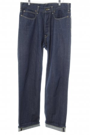 Lee Boyfriendjeans dunkelblau Jeans-Optik