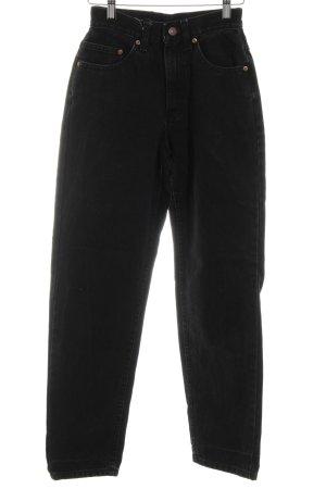 Lee Jeans boyfriend noir style mode des rues