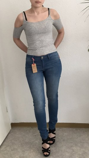 Lee Tube Jeans blue-azure