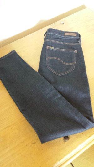 LEE,  dunkelblaue Jeans W 29, L31