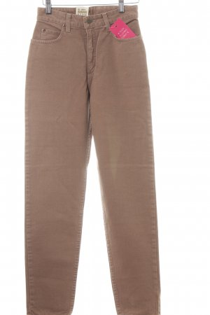 Lee High Waist Trousers bronze-colored-brown casual look