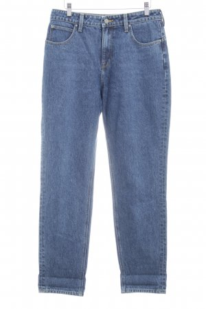 Lee High Waist Jeans blue simple style