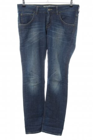 Lee Low Rise jeans blauw casual uitstraling