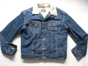 lee jakce jeansjacke fell gr. 38 m winterjacke