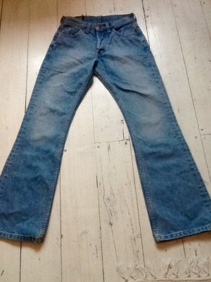 Lee High Waist Jeans azure